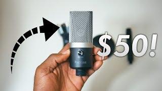 The Blue Yeti is Overrated - $50 Mic vs. $100 Mic | OzTalksHW