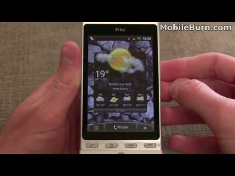 HTC Hero / T-Mobile G2 Touch review - part 1 of 3