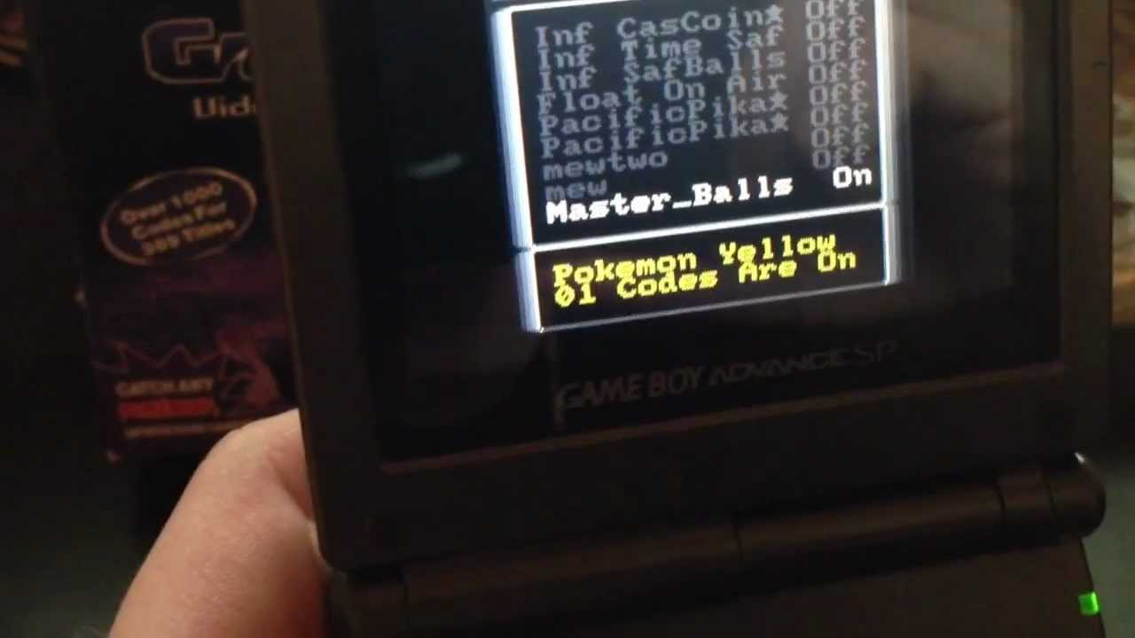 Game boy color game genie codes - How To Properly Use Gameshark For Gameboy Color The Right Way