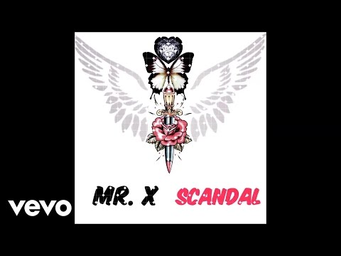 Mr X  Scandal Audio