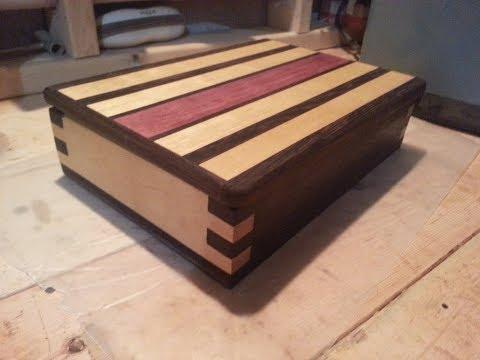 Homemade Cigar Box