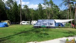 Kamp Šobec - Lesce