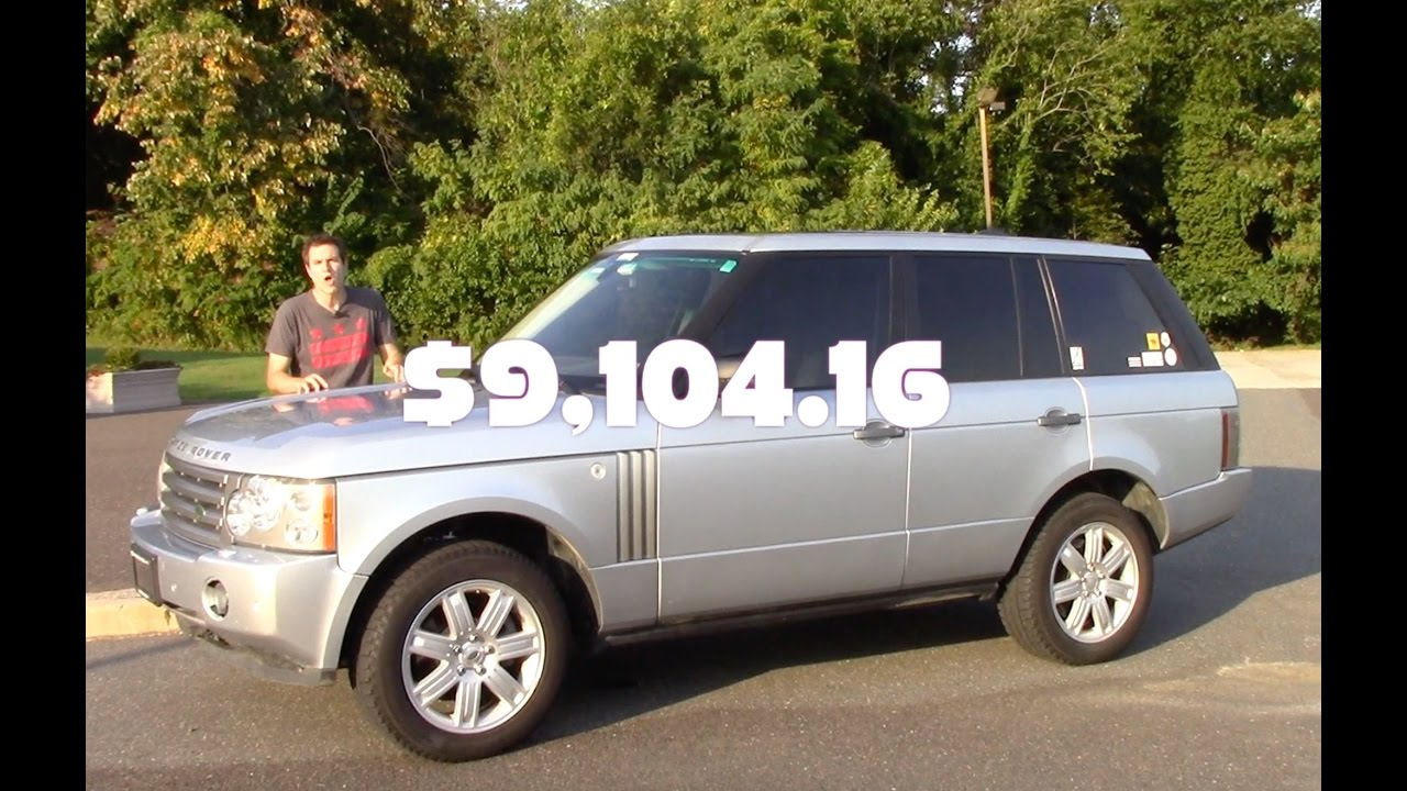My Range Rover Broke Again Carmax Warranty Update Youtube