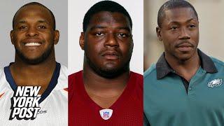 Three former NFL players sentenced for defrauding health care program | New York Post