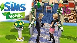Les Sims Mobile  - ep16 : L'événement Monde de luxe