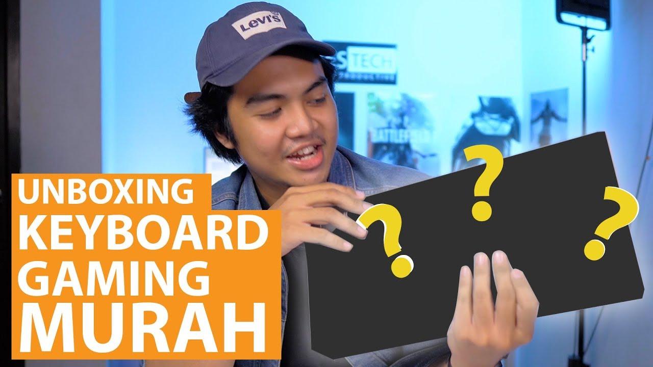 Akhirnya Kita Unboxing Keyboard Gaming Murah Lagi!! Mantep! | Tecware Phantom RGB TKL