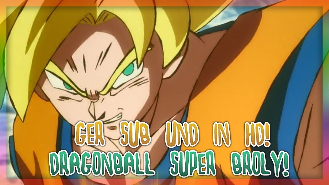 Dragonball Super 99 Ger Sub