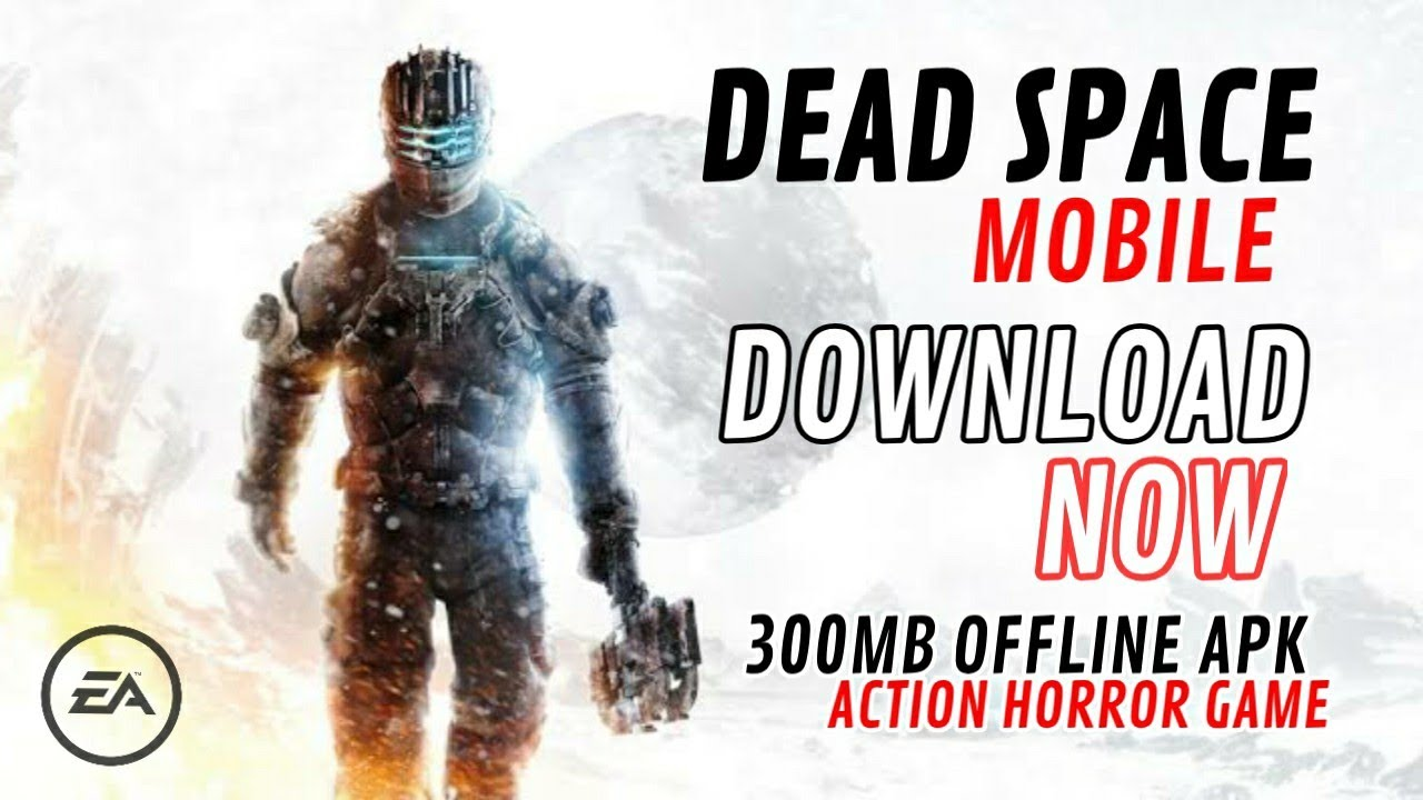 How to Download Dead Space on Android😘 Apk+Data  #Smartphone #Android