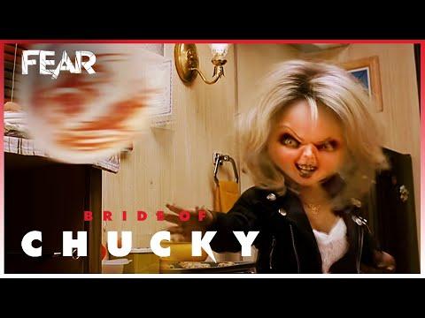 Tiffany And Chucky's Domestic Fight | Bride of Chucky