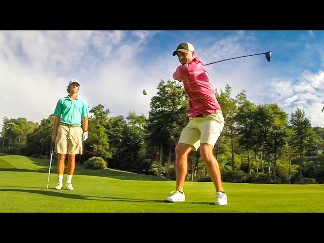 GoPro: Bryan Bros - Golf Trick Shots Part 1