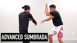 Advanced Kali Sumbrada Drill | Filipino Martial Arts