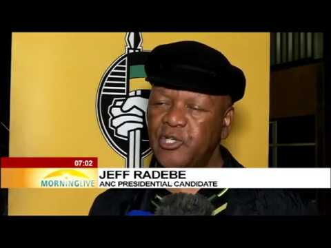 Mechanisims needed to resolve ANC internal disputes: Jeff Radebe