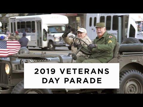 2019 City Of Columbus Veterans Day Parade