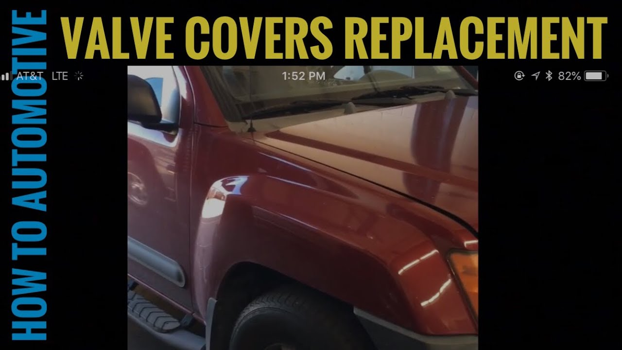 Burned Valve Nissan Xterra 2001 Overheating Problem How To Replace Covers On A With 1280x720