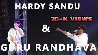 HARDY &GURURANDHAVA LIVE CONCERT 2019