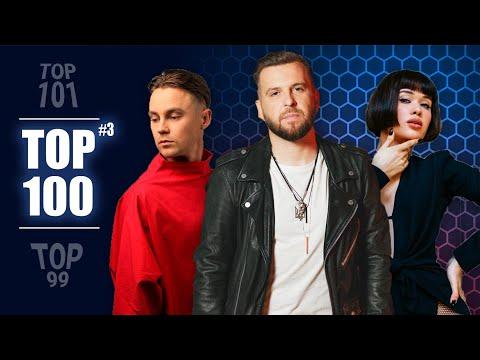 ТОП 100 ПІСЕНЬ 2020 РОКУ ВІД УКРАЇНСЬКИХ ВИКОНАВЦІВ | УКРАЇНСЬКА МУЗИКА | TOP 100 MUSIC | ЧАСТИНА 3