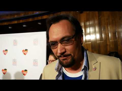 Jimmy Smits at Voices For Puerto Rico