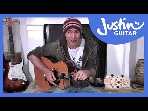 Power Chord Shifts And Palm Mutes (Guitar Lesson BC-192) Guitar For Beginners Stage 9