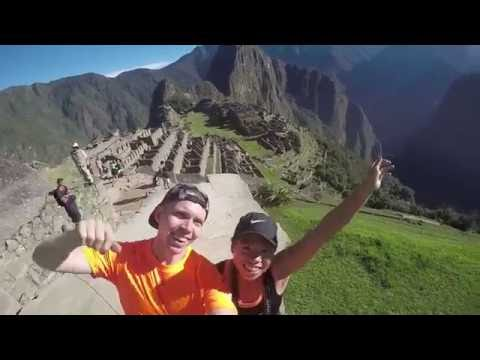 South America Holiday 2016 - Part 1