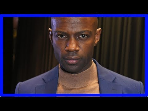 Who is David Gyasi? Troy actor who's also starred in Interstellar and Cloud Atlas