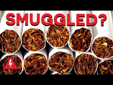 Tobacco Smuggler Attempts