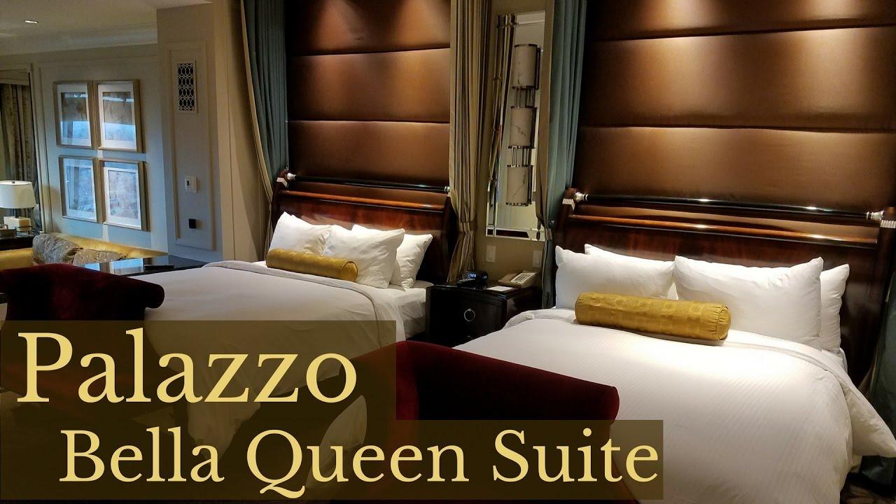 Palazzo Bella 2 Queen Suite Youtube