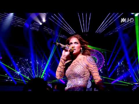 Jennifer Lopez  - On The Floor - The X Factor France