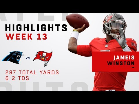 Jameis Winston Highlights vs. Panthers