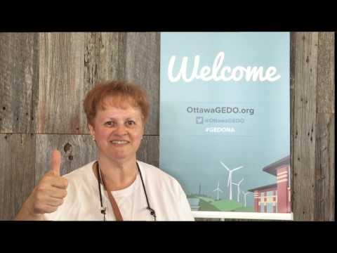 GEDO16 - Green Energy Doors Open, Ottawa Region 2016