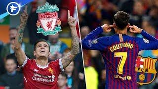 Philippe Coutinho, héros à Liverpool devenu indésirable au Barça