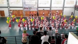 Drumband Mtsn Empang juara umum 1 GMP 2015 MARAKOl