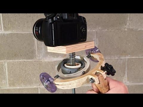 Homemade Camera Stabilizer