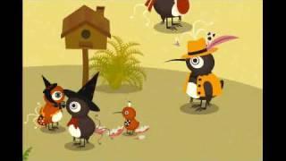 トリネシア 孵化シーン