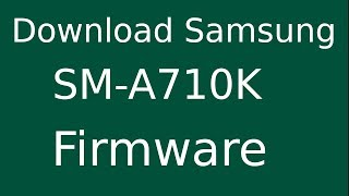 Download samsung galaxy a7 sm a7000 stock rom