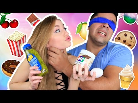 KISS CHALLENGE | ¡¡BESOS ASQUEROSOS!! | Katie & El Oso
