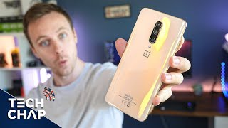 OnePlus 7 Pro ALMOND Limited Edition - Unboxing amp GIVEAWAY! The Tech Chap