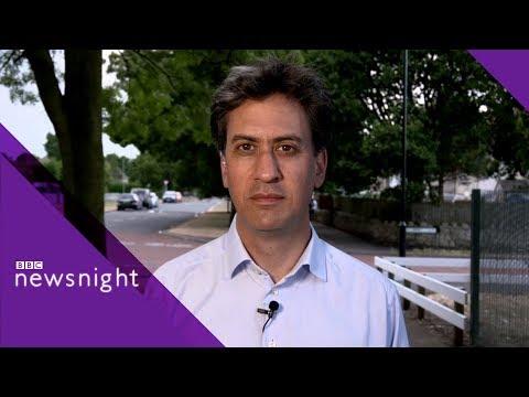 Ed Miliband on Trump's UK visit and Brexit - BBC Newsnight