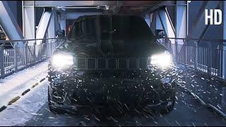 1000hp Jeep Trackhawk - семейный джип надирает GT-R.