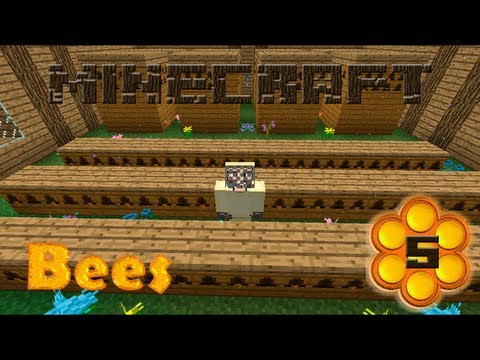 Minecraft: Sub-Serie Mods Forestry Bees Episodio 5