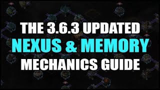 Path of Exile: The Updated Synthesis Mechanics Guide - Nexus, Memories & Modifiers (3.6.3)