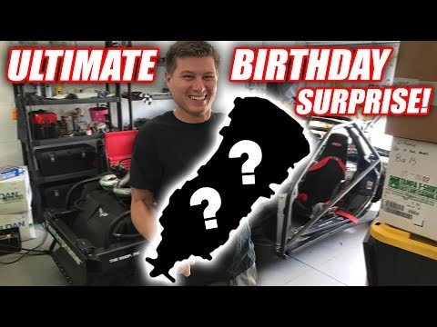 Got Cooper the ULTIMATE Bday Gift + Our Status On the YouTube Callout Race