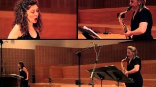 Xelo Giner & Sara Almazán » SONODUALIS» An Inward Flow 2012 -EDGAR BARROSO