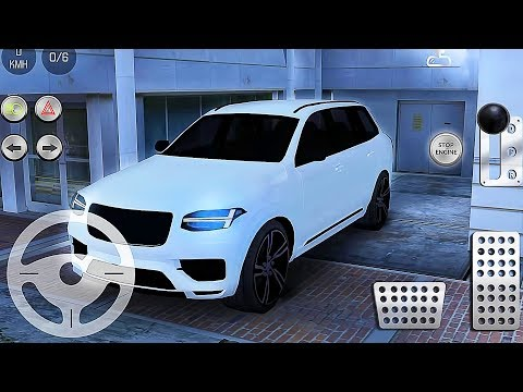 Parking Car Jeep Driving Real School - Best Android Gameplay