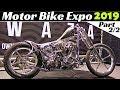 Motor Bike Expo 2019 Highlights Part 2/2 - Verona, Italy - Customs, Choppers, Cafè-Racers & More!