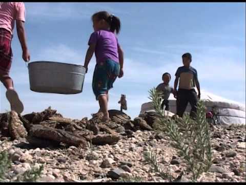 Figli delle Nuvole - Le popolazioni nomadi della Mongolia