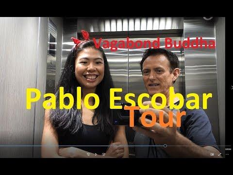 Medellin Colombia Pablo Escobar Tour
