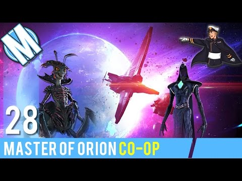 CO-OP MASTER OF ORION W/ 5X ULTIMATE BALANCE MOD | PART 26 POOR POOR HUMMIES | IMPOSSIBLE