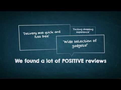 Lazada Staff Read Honest Reviews