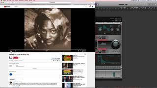 Logic Pro X Making Reggae & Dub (20) Sleng Teng