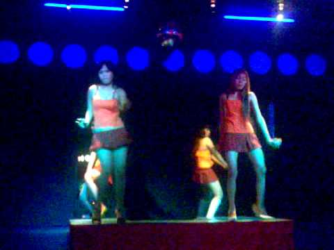 Sexy Stage Dance @ UV Room STC Mall, Sekupang Batam